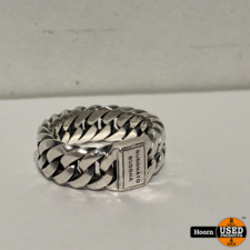 Buddha To Buddha Chain Small Ring Maat: 19