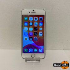 Apple iPhone iPhone 7 32GB Silver incl. Lader Accu 100%