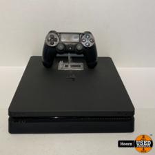 Playstation 4 Slim 500GB Compleet met Controller En Kabels