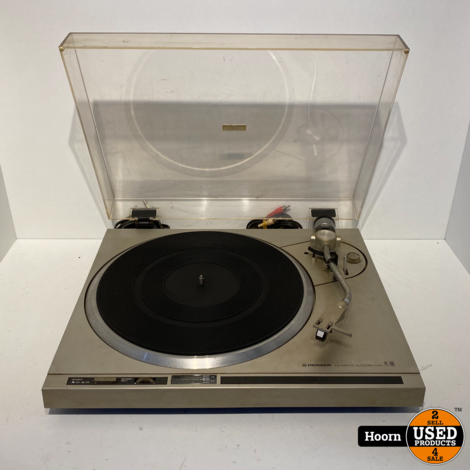 Pioneer PL-100 Platenspeler/Pick-Up Vintage