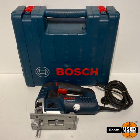 Bosch GST 150 BCE 780Watt Decoupeerzaag in Koffer