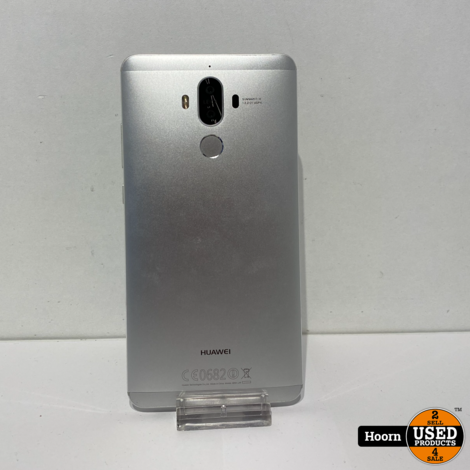 Huawei Mate 9 64GB Ceramic White DUOS Los Toestel incl Lader