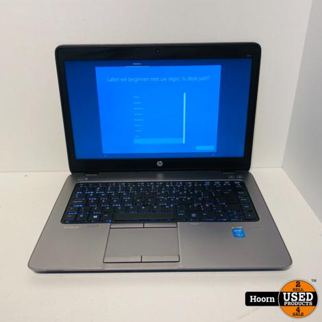 HP EliteBook 840 G2 14.1'' inch Laptop incl. Lader