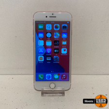 Apple iPhone iPhone 7 32GB Rose Gold Los Toestel incl. Lader Accu: 87%