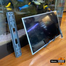 samsung Samsung UE40K5670SS 40'' inch Full HD Smart TV Zilver incl. Afstandsbediening