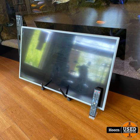 Samsung UE40K5670SS 40'' inch Full HD Smart TV Zilver incl. Afstandsbediening