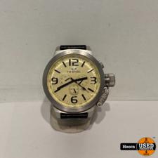 TW Steel TW3 chronograaf Heren horloge 50mm