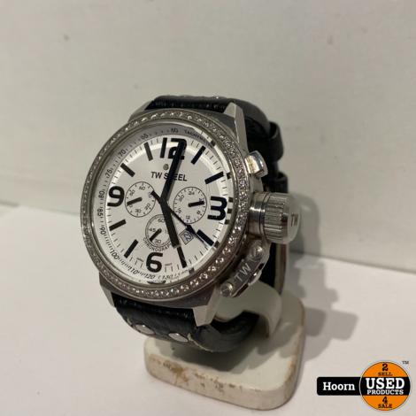 TW Steel TW10 Chronograaf Heren Horloge 45MM