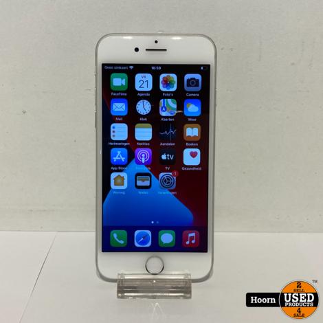 iPhone 8 64GB Wit Los Toestel incl. Lader Accu: 86%