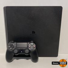 Playstation 4 Playstation 4 Slim 500GB Compleet met Controller in Doos