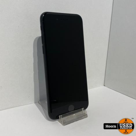 iPhone 7 32GB Zwart incl. Lader Accu: 85%