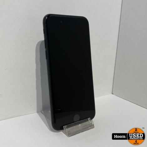 iPhone 7 32GB Zwart incl. Lader Accu: 99%
