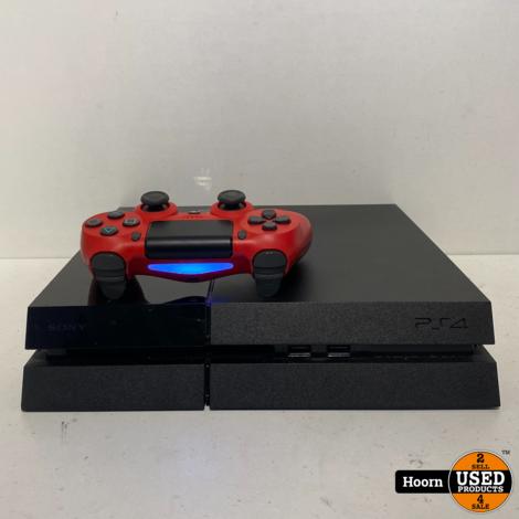 Playstation 4 Phat 500GB Zwart Compleet met Controller