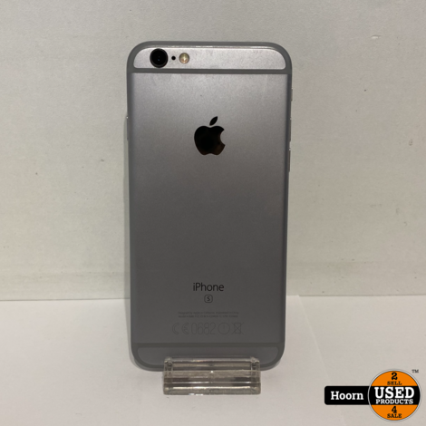 iPhone 6S 32GB Space Gray incl. Lader In Nette Staat