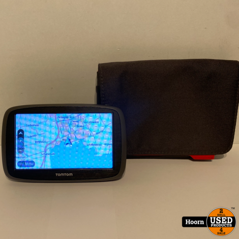 TomTom Go 50 Navigatiesysteem Europa incl. Lader