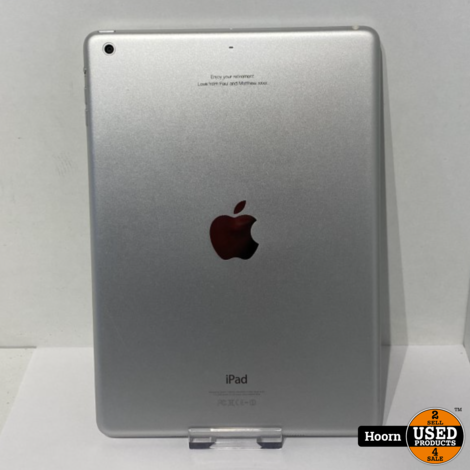iPad Air 1 16GB Wifi Wit in Nette Staat