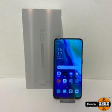 Oppo OPPO Reno 10X Zoom 256GB/8GB Ocean Green Compleet in Doos in Zeer Nette Staat