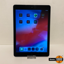 Apple iPad iPad Air 1 16GB Wifi Space Gray Losse Tablet incl. Lader