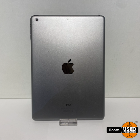 iPad Air 1 16GB Wifi Space Gray Losse Tablet incl. Lader