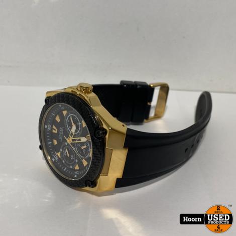 Guess LEGACY W1049G5 Heren Horloge 45mm In nette Staat