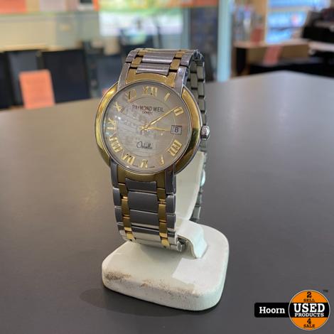 Raymond Weil Othello 2310-STG-00308 Horloge Goud/Staal