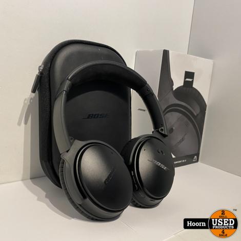 Bose Quitecomfort 35 II Bluetooth Over-Ear Koptelefoon in Nette Staat in Doos