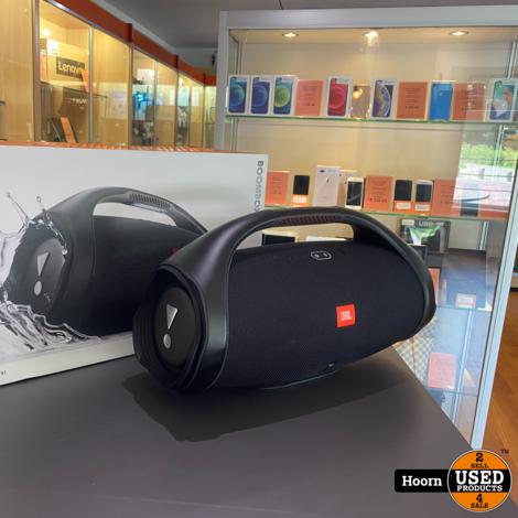 JBL BoomBox 2 Black Compleet in Doos in Zeer Nette Staat
