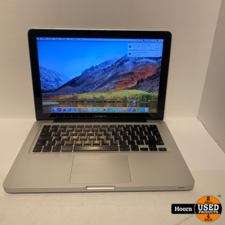 MacBook Pro 13 inch Late 2011 | i5 2,4Ghz | 4GB RAM | 500GB HDD incl. Lader