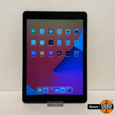 Apple iPad Air 2 16GB WiFi Space Gray in Zeer Nette Staat