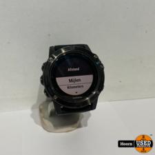 Garmin GARMIN Fenix 5X Smartwatch Sapphire incl. Lader