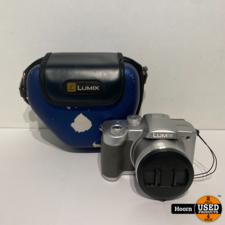 Panasonic Lumix DMC-FZ5 5MP Compact Camera Compleet incl. Lader