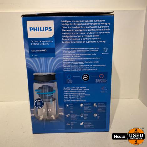 PHILIPS Luchtreiniger AC0819/10 Series 800 Nieuw in Doos