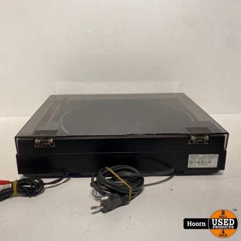Sony PS-LX50 Volledig Automatische Draaitafel/Platenspeler