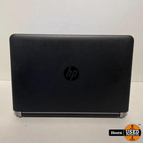 HP Probook 430 G3 13,3'' Laptop 4GB RAM 120GB SSD incl. Lader