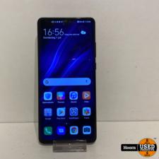 Huawei P30 Pro 128GB Black in Zeer Nette Staat incl. Lader