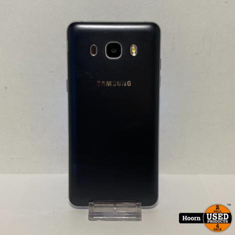 Samsung Galaxy J5 2016 16GB Zwart Los Toestel incl. Lader