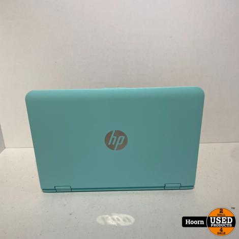 HP Pavilion X360 11-K101ND1 11.6inch Laptop incl. Lader