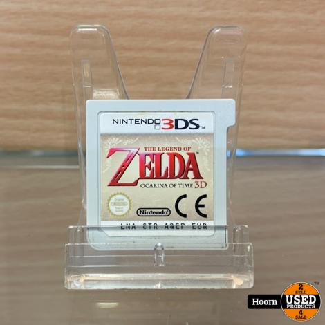 Nintendo 3DS Game: The Legend of Zelda Ocrina of Time Losse Cassette