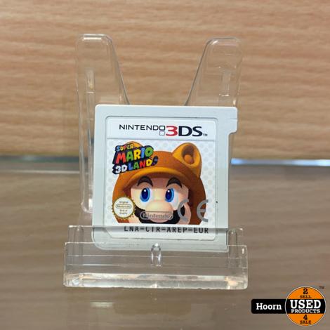 Nintendo 3DS Game: Super Mario 3D Land Losse Cassette