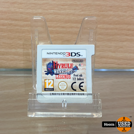 Nintendo 3DS Game: Hyrule Warriors Legends Losse Cassette