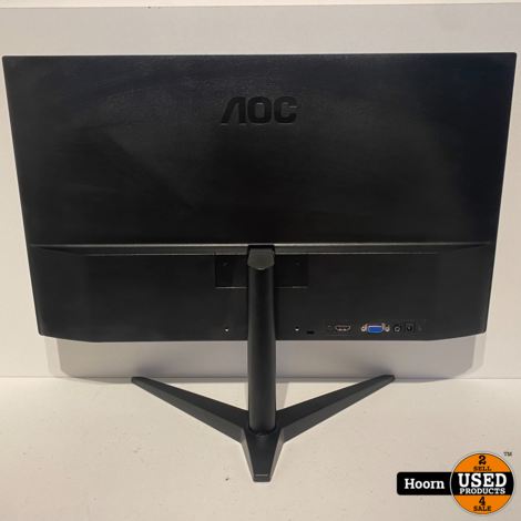 AOC 24B1 24'' inch LCD LED Backlight Monitor met HDMI