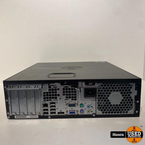 HP Compaq 8200 Elite Desktop Windows 10 Home 4GB RAM 250GB HDD