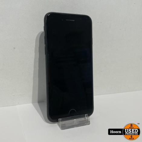 iPhone 7 32GB Black Los Toestel incl. Lader Accu: 100%