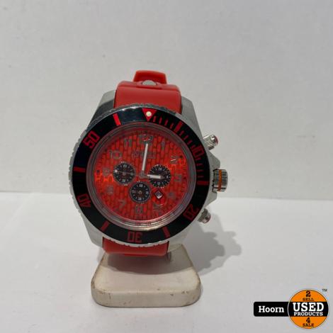 Kyboe the Original Giant 55 RED 55mm Horloge in Nette Staat
