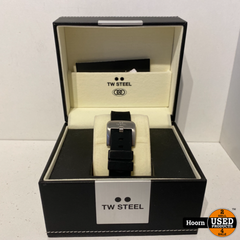 TW Steel TW3 Chronograph 44mm Horloge in Doos