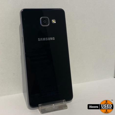 Samsung Galaxy A5 2016 16GB Zwart in Zeer Nette Staat