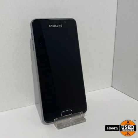 Samsung Galaxy A3 2016 16GB Zwart in Zeer Nette Staat