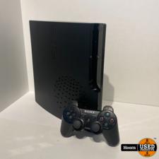 Playstation 3 Slim 120GB Compleet incl. Controller en Kabels