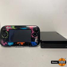 Nintendo Nintendo Wii U 32GB Zwart Compleet incl. Hoes