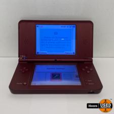 Nintendo Nintendo DSi XL Rood excl. Lader